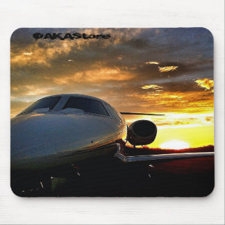aviation mouse pad