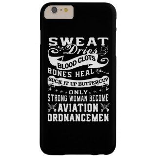 Aviation Ordnanceman Woman Barely There iPhone 6 Plus Case