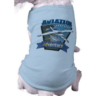 Aviation Seaplane Adventure Shirt