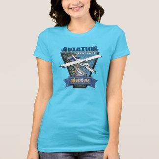 Aviation Seaplane Adventure T-Shirt
