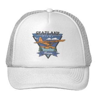 Aviation - Seaplane Pilot Hats