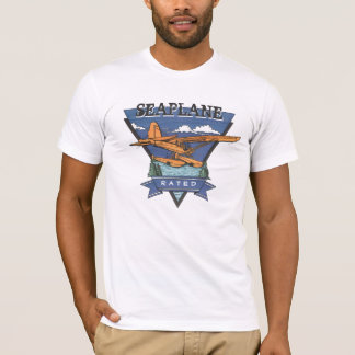 Aviation - Seaplane Rated T-Shirt