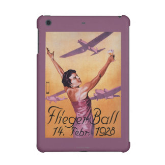Aviation Show at Hotel Wagner Promo Poster iPad Mini Cases