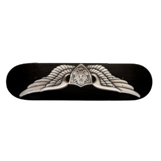 Aviation Skateboard Deck