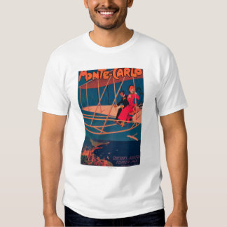 Aviation Sporting Poster T Shirts