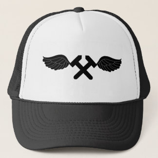 Aviation Structural Mechanic Rating Trucker Hat
