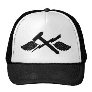 Aviation Support Equipment Technician Rating Trucker Hat