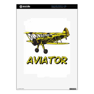 aviator decal for the iPad 2
