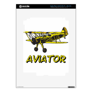 aviator iPad 3 skin