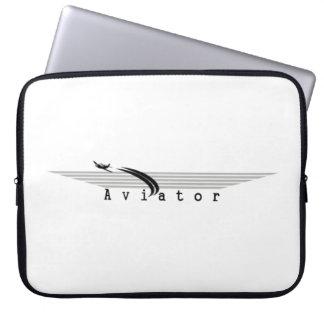 Aviator Mac Bag