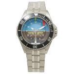 Aviator Pilot Watch at Zazzle