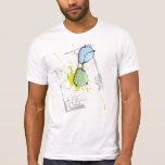 Aviator Sunglasses Abstract background ! T-Shirt