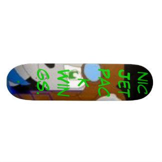 Aviator The Chinchilla, Aviator The Chinchilla ... Skateboard