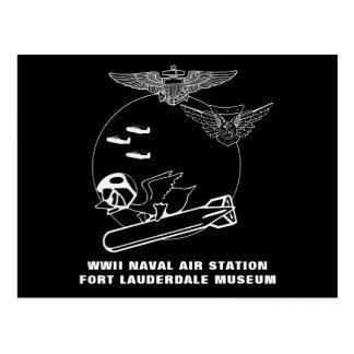 Aviator Torpedo Duck Postcard