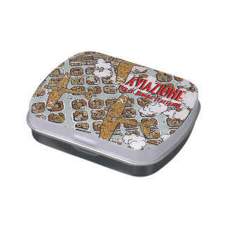 AVIAZIONE DOLCE JELLY BELLY CANDY TINS