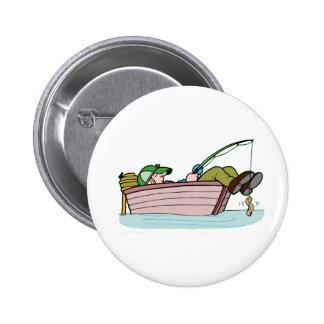 Avid Fisherman Pins