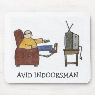 Avid Indoorsman Mousepad