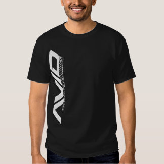 Avid Vertical Tee Shirts