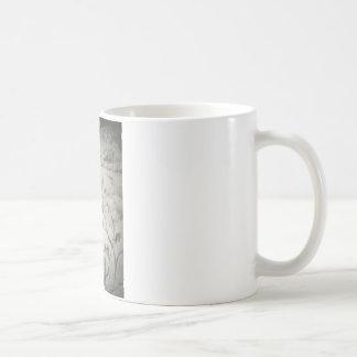 Avien extranjero taza básica blanca