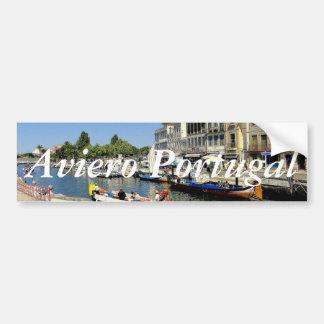 Aviero Portugal Bumper Sticker
