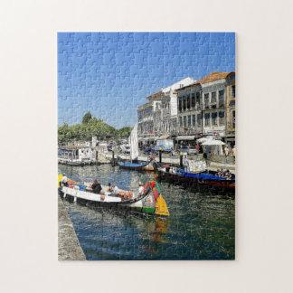 Aviero Portugal Puzzles Con Fotos