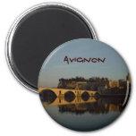 Avignon 2 Inch Round Magnet