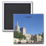 Avignon - 2 inch square magnet