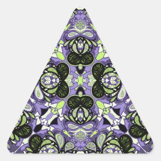 Avignon Design Triangle Sticker