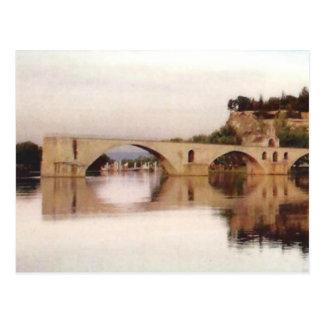 Avignon - postcard