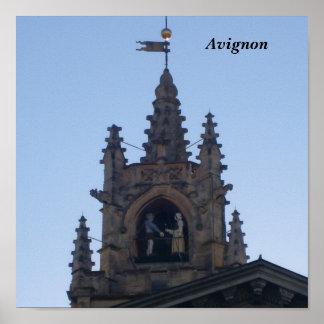 Avignon - posters