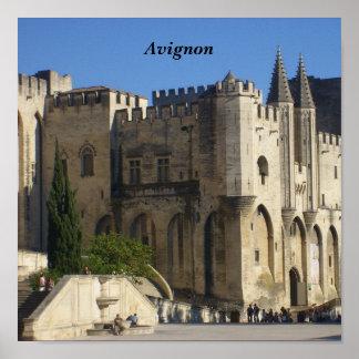 Avignon - poster