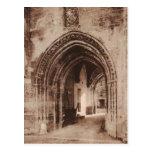 Avignon The Pope's Palace Postcard