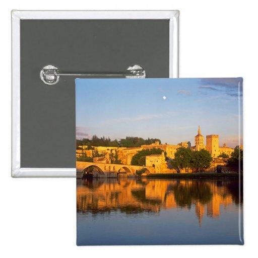 Avignon, Vaucluse, Provence, France, Rhone Button