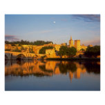 Avignon, Vaucluse, Provence, France, Rhone Posters