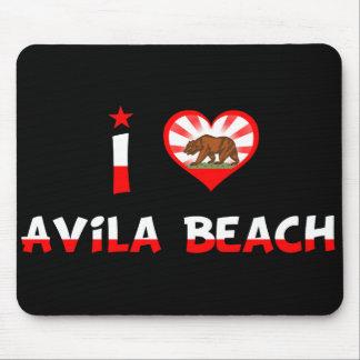 Avila Beach, CA Mouse Pad