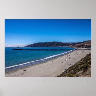 Avila Beach, California -Large Print