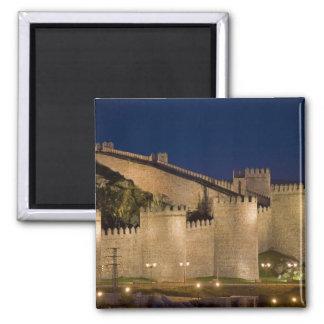 Avila, Castile and Leon, Spain Magnet