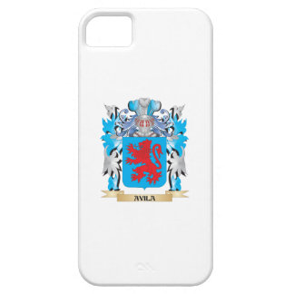 Avila Coat Of Arms Cover For iPhone 5/5S
