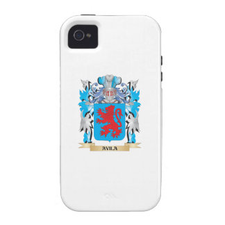 Avila Coat Of Arms iPhone 4/4S Case
