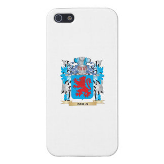 Avila Coat Of Arms iPhone 5/5S Cover