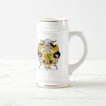 Avila Family Crest Mug