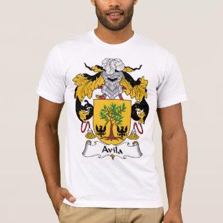 Avila Family Crest T-Shirt