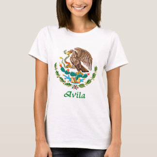 Avila Mexican National Seal T-Shirt
