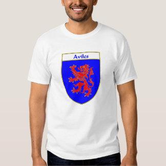 Aviles Coat of Arms/Family Crest T Shirt