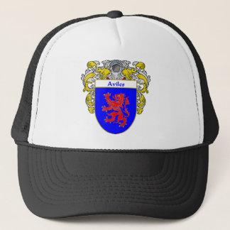 Aviles Coat of Arms/Family Crest: Trucker Hat