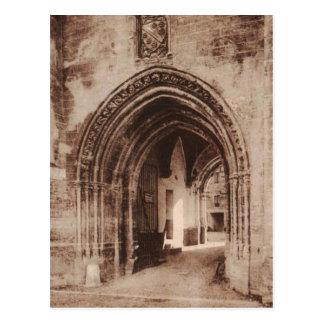 Aviñón Palace del papa Tarjetas Postales