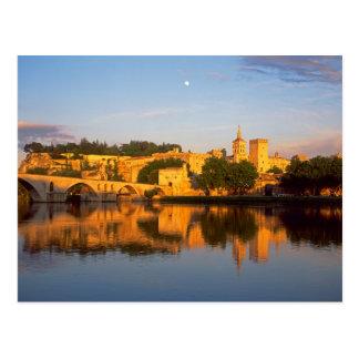Aviñón, Vaucluse, Provence, Francia, Rhone Postal