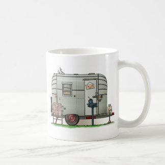 Avion Camper Trailer Coffee Mug