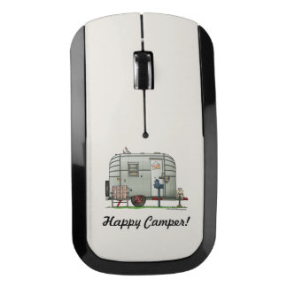 Avion Camper Trailer HSH Wireless Mouse