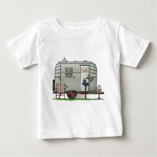 Avion Camper Trailer Tee Shirt